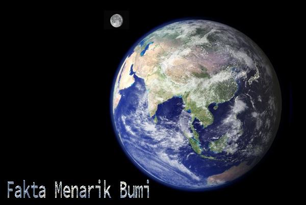Fakta Menarik Tentang Bumi