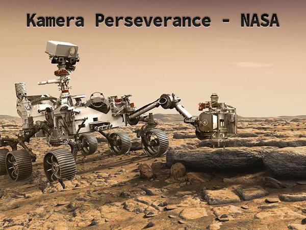 Kamera Perseverance Milik NASA Tangkap Gambar Pelangi