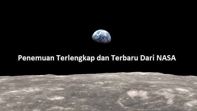 Penemuan Terlengkap dan Terbaru Dari NASA